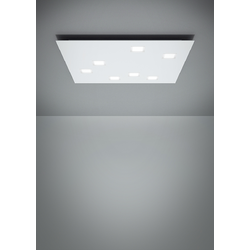 QUARTER F38 WALL & CEILING LAMP 59,5x59,5cm Fabbian Ceiling