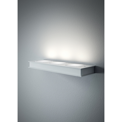 QUARTER F38 WALL LAMP 33,5x10cm Fabbian Applique