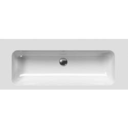 lavabo 120x50 pura GSI Ceramica Pura