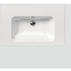 lavabo 80 pura GSI Ceramica Pura
