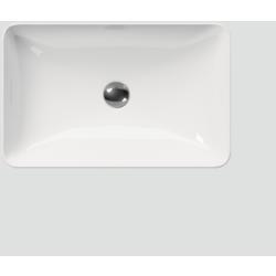 lavabo appoggio 60x37 GSI Ceramica Pura
