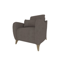 Avalon KS ARMCHAIR KS Fama Sofas Avalon