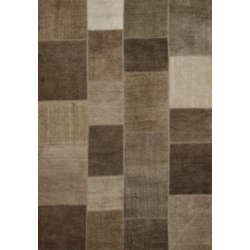ACQUARELLO 170X240 BROWN  Natuzzi Rugs