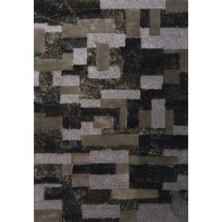 VISCONTI 200X300 ANTHRACITE  Natuzzi Rugs