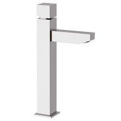 Single lever basin mixer high Mariani Rubinetterie Cubic