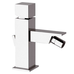 Single lever bidet mixer Mariani Rubinetterie Cubic