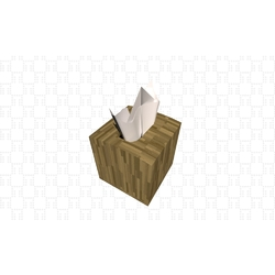 Caja tissues madera Tilelook Generic Accessories