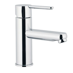 Single lever basin mixer Mariani Rubinetterie Noir