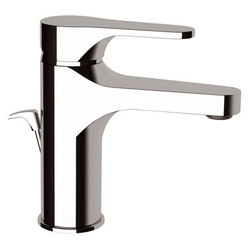 Single lever basin mixer with Mariani Rubinetterie Surf