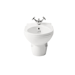 Wall hung bidet Gentry Home Victorian