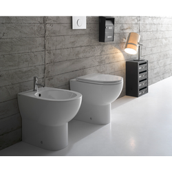 Floor mounted bidet  Globo 4ALL