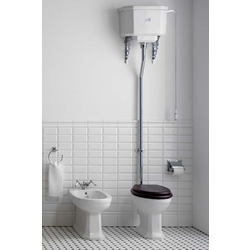 Floor mounted bidet one hole Gentry Home Claremont