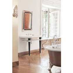 Basin 85cm one hole Gentry Home Claremont
