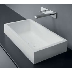 Top washstand in Monolith Casabath Monolith