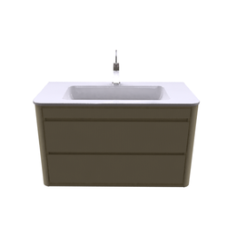 cabinet for washbasin (Semillas Crema) Fiora InTOUCH