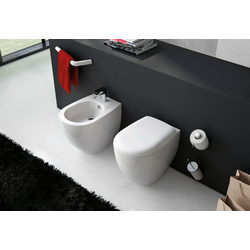 Back to wall Bidet Art Ceram File