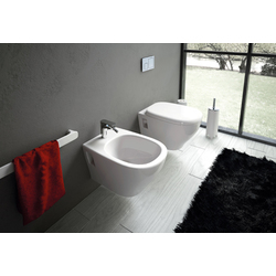 Wall-Hung Bidet Art Ceram Ten