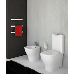 Close-coupled wc + Ceramic cistern Art Ceram Ten