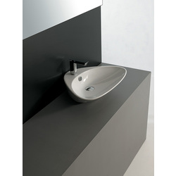 countertop washbasin 60 Art Ceram Washbasins