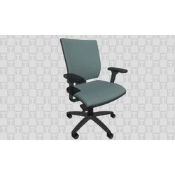 OOPTIB01 BAA03 BRR03 Quadrifoglio Office chairs