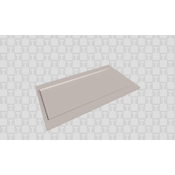 PLATO DE DUCHA HIDDEN Bath The Solid Surface by Azulev PLATOS DE DUCHA NEOSOLID