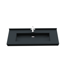 STRAIGHT CONSOLE WITH INTEGRATED SINK Fiora Fontana