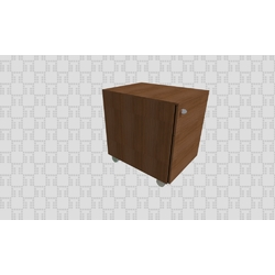 COCM003 Quadrifoglio Office drawer units