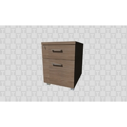 IDCA001 IDCA002 Quadrifoglio Office drawer units