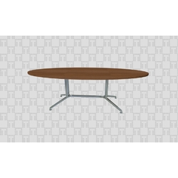 X2ITO24 Quadrifoglio Coffee tables
