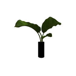 Vaso+vidro+planta - Collection Generic Accessories by Tilelook   Tilelook