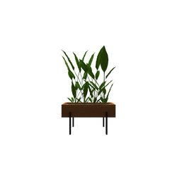 Wooden+planter Tilelook Generic Accessories