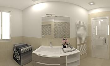 BAGBNO 2-VITALI VALENTINO... Classic Bathroom JESSICA ORAZI