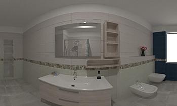 BAGNO CARNEGLIA Classique Salle de bain Raoul Cipriani