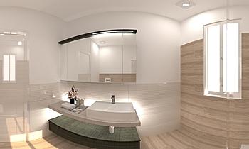 BAGNO opzione 1-BERTINI S... Classique Salle de bain JESSICA ORAZI