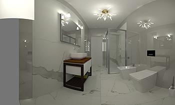 Bagno Cerim Timeless Klasický Koupelna Zin Massimo