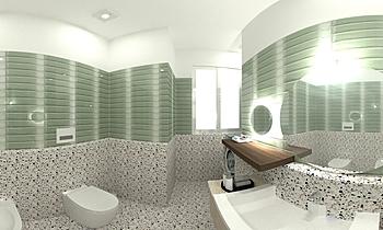 VIVIANA ANTONGIROLAMI-BAG... Classic Bathroom JESSICA ORAZI
