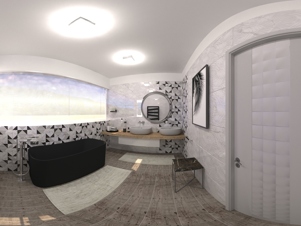 koupelna Classic Bathroom Lucie Nosková