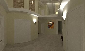 open space Classic Bathroom Maurizio Valvo