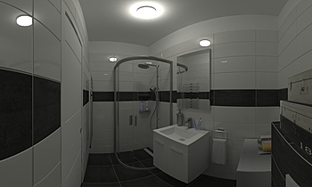 Koupelna Klasik Banyo Lucie Nosková