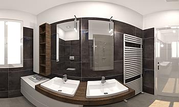 BAGNO-PALMUCCI ELISA sol.... Classic Bathroom JESSICA ORAZI