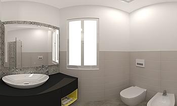 BAGNO PRINCIPALE definitv... Classique Salle de bain JESSICA ORAZI