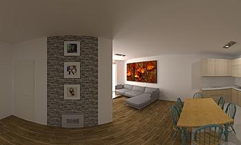 Livingroom Classic Living room Deyan d