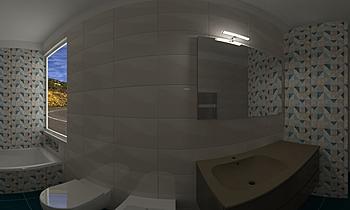 Bagno Klasický Koupelna Piero Di Donato