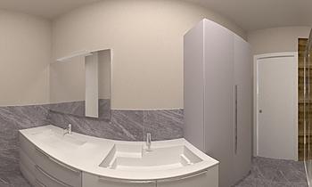 Bagno Luca Classic Bathroom andrea Buttigliero