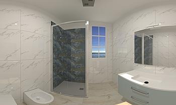 Bisconti Bagno Classic Bathroom Domenico Palomba