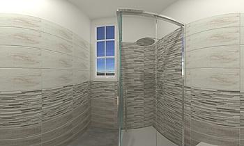 Montano Modern Bathroom Domenico Palomba