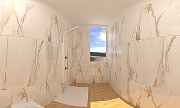 Vergati 1 Modern Fürdőszoba Domenico Palomba