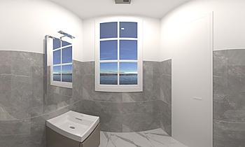 Buondonno Modern Fürdőszoba Domenico Palomba