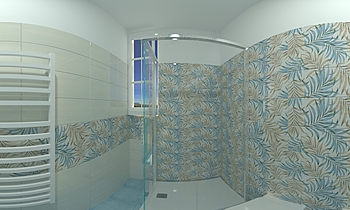 Carannante Modern Bathroom Domenico Palomba