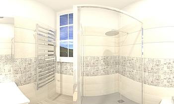 De Simone Modern Bathroom Domenico Palomba